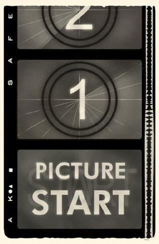 Start Picture Film Strip Masterprint
