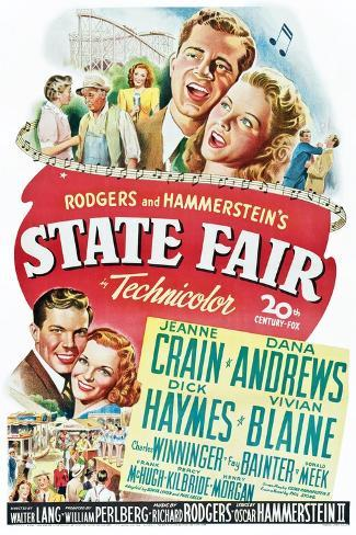 State Fair Impressão artística