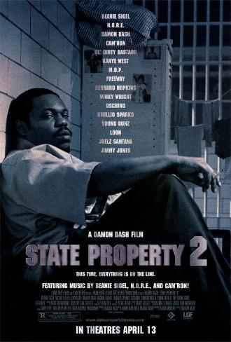 State Property 2 Double-sided poster