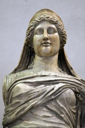 Statue of Persephone, 2nd Century Photographic Print at ...