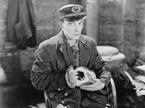 Steamboat Bill, Jr., Buster Keaton, 1928 Photo