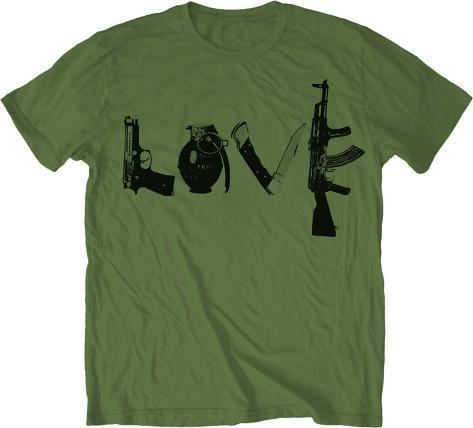 Steez - Love T-Shirt