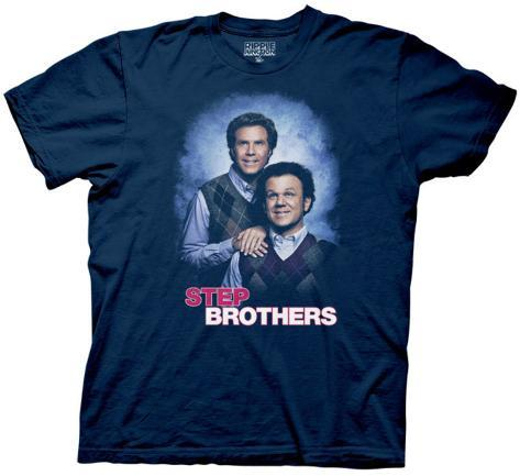 Step Brothers -  Family Portrait T-Shirt