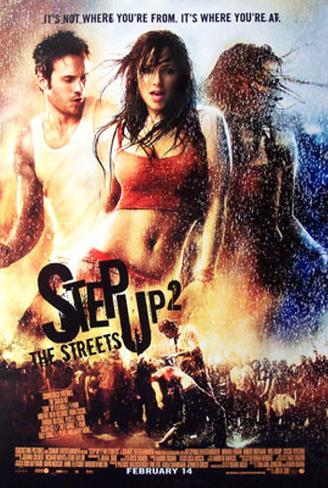 Step Up 2 The Streets Póster original