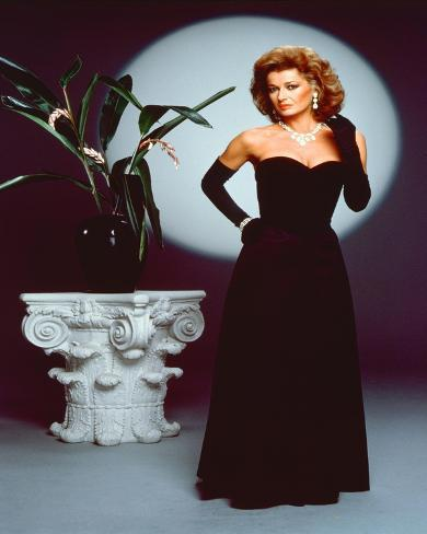 Stephanie Beacham, The Colbys (1985) Photo