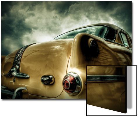 Pontiac, no. 1 Art on Acrylic