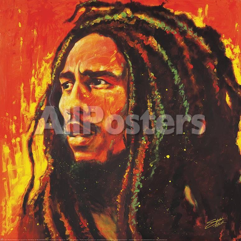 Bob Marley Posters en AllPosters.es