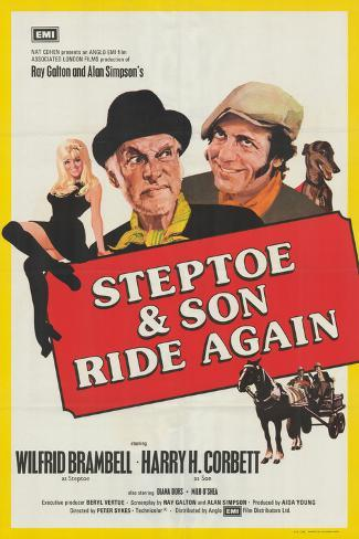 Steptoe and Son Ride Again Art Print