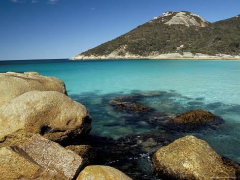 Two People's Bay Nature Reserve, Western Australia, Australia Photographic Print