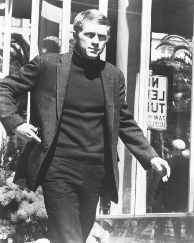 Steve McQueen, Bullitt (1968) Photo