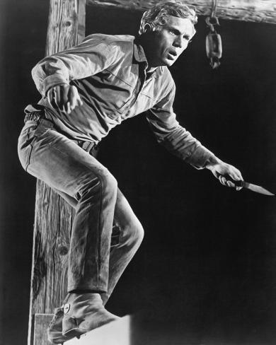 Steve McQueen, Nevada Smith (1966) Photo