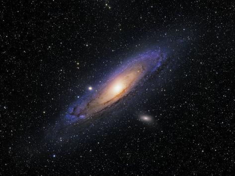 Andromeda Galaxy Photographic Print