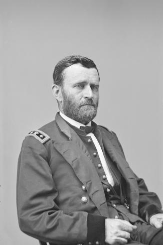 General Ulysses S. Grant of the Union Army Photographic Print