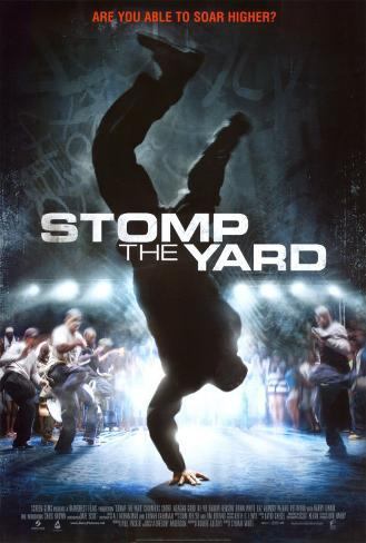 Stomp The Yard (Channing Tatum) Movie Poster Double-sided poster