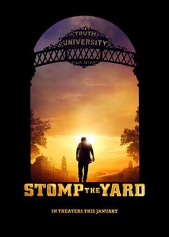 Stomp the Yard Originalposter