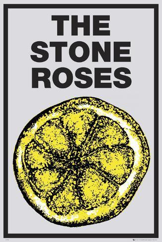 Stone Roses-Lemon Póster