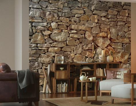 stone wall wallpaper mural at allposters com au
