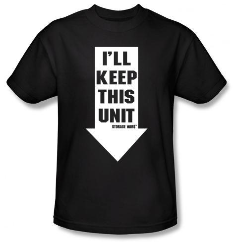 Storage Wars - This Unit T-Shirt