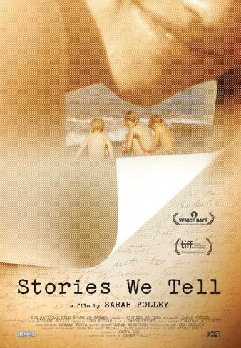 Stories We Tell Movie Poster Poster