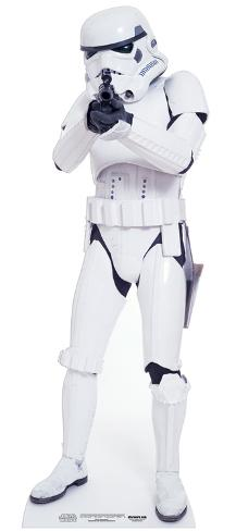 Stormtrooper Cardboard Cutouts