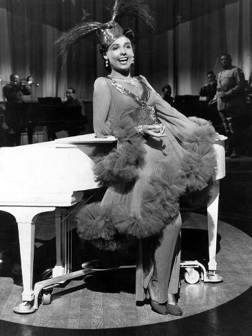 Stormy Weather, Lena Horne, 1943 Foto