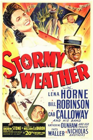 Stormy Weather Masterprint