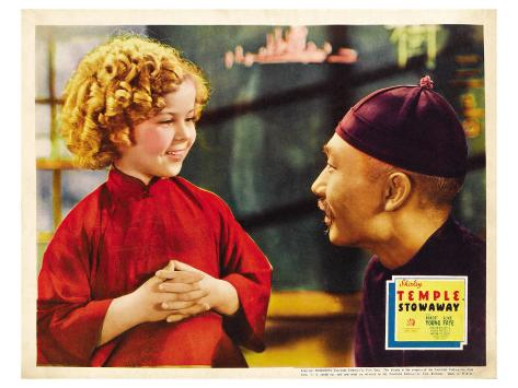 Stowaway, 1936 Stretched Canvas Print