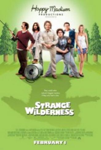 Strange Wilderness Double-sided poster