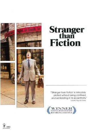 Stranger Than Fiction Masterprint