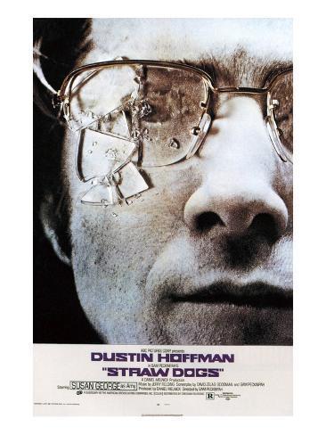 Straw Dogs, Dustin Hoffman, 1971 Photo