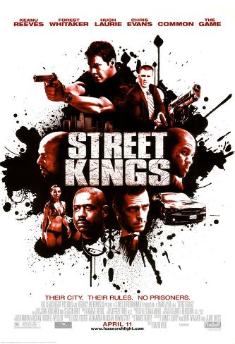 Street Kings Originalposter