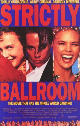 Strictly Ballroom Masterprint