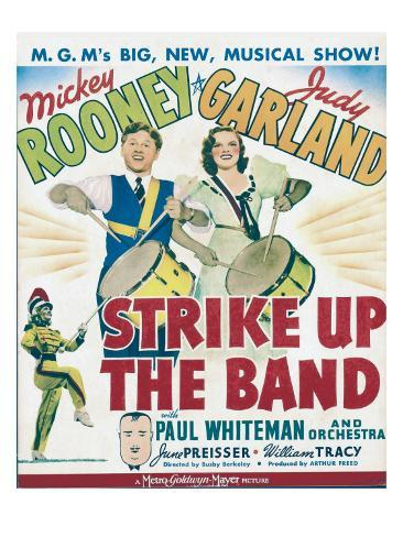 Strike Up the Band, 1940 Fotografía