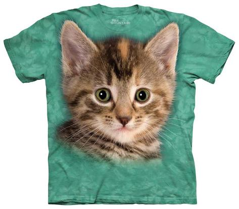 Striped Kitten T-Shirt