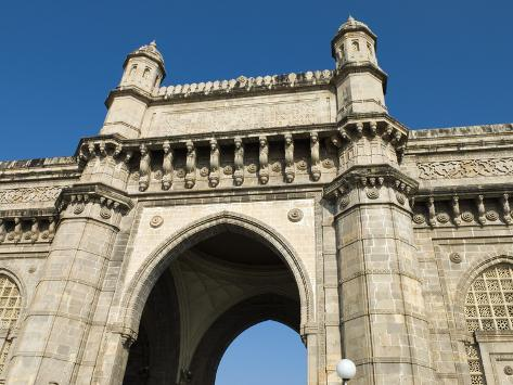 Gateway of India, Mumbai (Bombay), Maharashtra, India, Asia Photographic Print