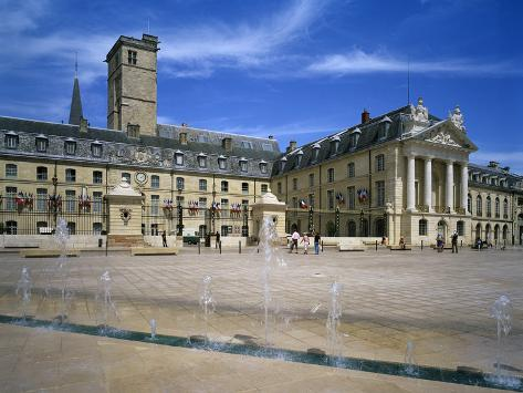 Palais Des Ducs (Palace of the Dukes of Burgundy), Dijon, Burgundy, France, Europe Photographic Print