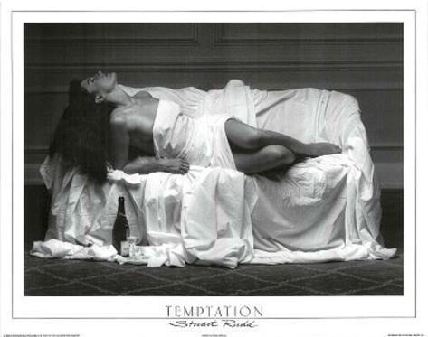 Temptation Mini Poster