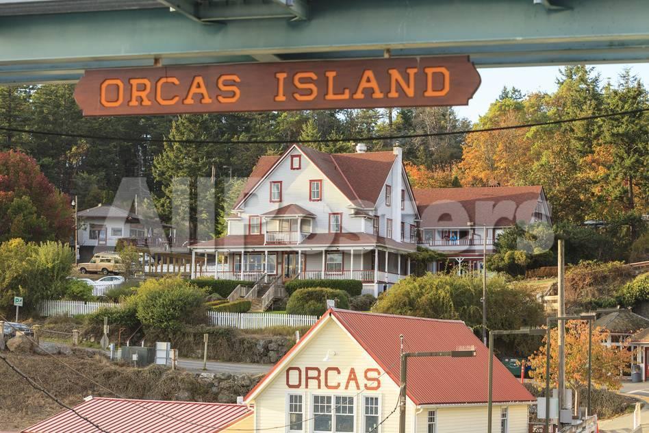 Orcas Island San Juan Islands Wa