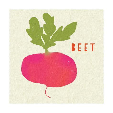Summer Vegetable I Art Print