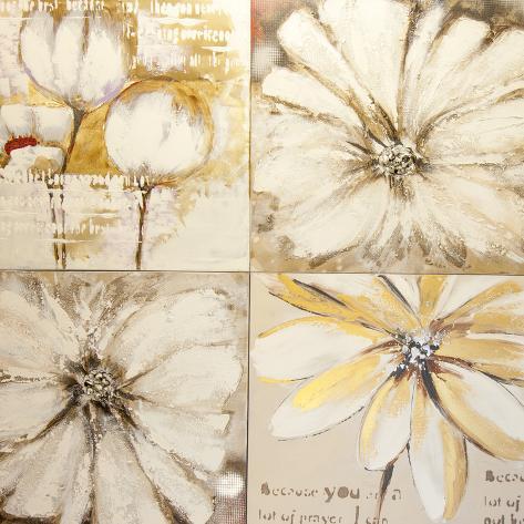 Flower Paintings Stampa fotografica