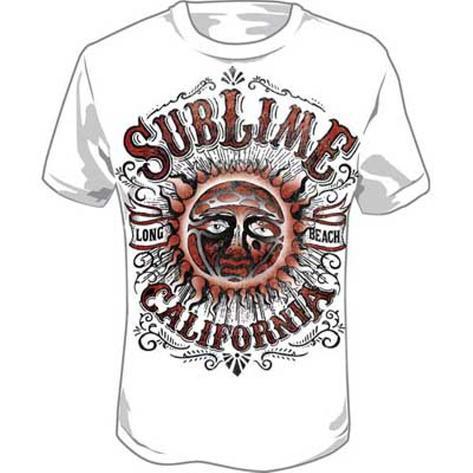 Sublime - California T-Shirt