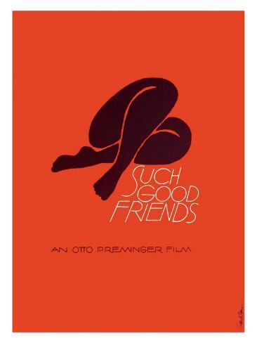 Such Good Friends Giclee Print