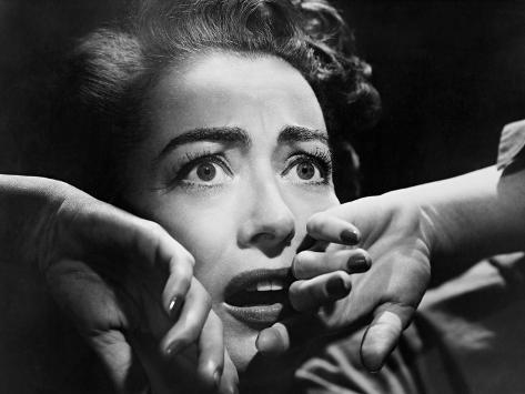 Sudden Fear, 1952 Impressão fotográfica
