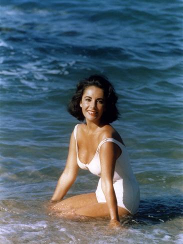 Suddenly Last Summer 1959 Directed by Joseph L. Mankiewicz Elizabeth Taylor Foto
