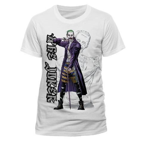 Suicide Squad - Cartoon Joker T-Shirt