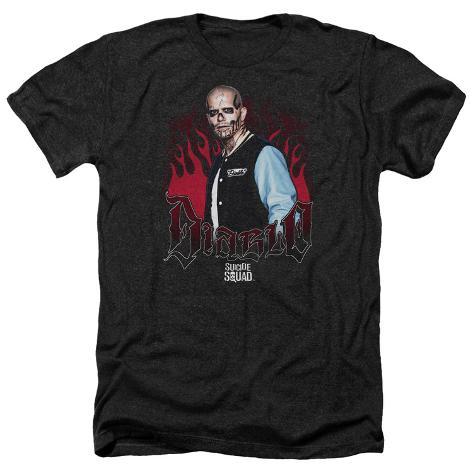 Suicide Squad- Diablo In Flames T-Shirt