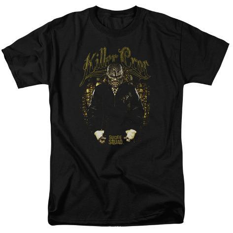Suicide Squad- Killer Croc Skin T-Shirt