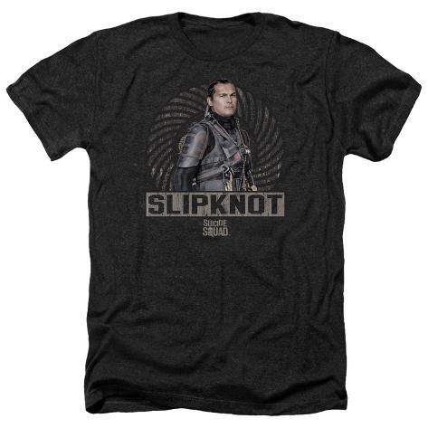 Suicide Squad- Slipknot Spiral T-Shirt