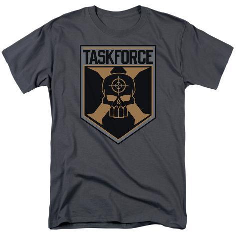 Suicide Squad- Taskforce X Shield T-Shirt