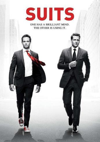 Suits Television Poster Poster